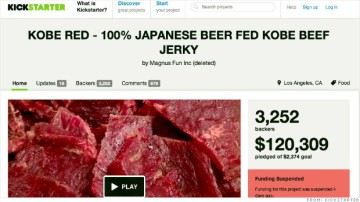 Kobe Beef: the largest attempted fraud in crowdfunding history